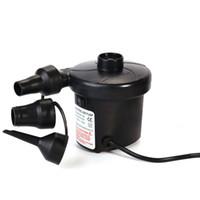 Wholesale Electric Air Bed Pump Inflator Deflator Pool Camping Mattress V Mains OS340