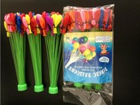 ballon magic - Bunch ballons Water Ballon Minute Pack Magic Fun Filler New Party Fill water games toy amazing gift for kids