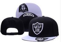 raiders snapback - 2016 Raiders Snapback color Women Men Caps Adjustable All Team football Hats Hip Hop Snapbacks High Quality Players Sports