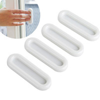 Wholesale 4PCS Auxiliary Window Door Handle Buckle Sticker Window Glass Assiatant Tool