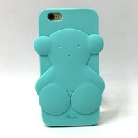 ace jewelry - Iphone TOUS Bear Case Jewelry Style Soft Silicone Cover For iPhone s S Plus Shell For Samsung Galaxy s6 s7 edge J5 J7 J3 J1 ace