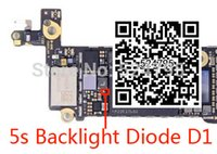 backlight on iphone - for iPhone S backlight diode D1 on motherboard