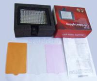 Wholesale HONGDAK HD HD LED Video Light lamp W LM K K Dimmable for Canon Nikon Pentax DSLR Camera Video Camcorder