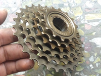 Wholesale Speed Bicycle Cassette MTB Flywheel Mountain Bike Free wheels Speed Parts For Bicycle