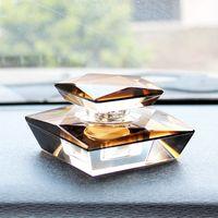 auto furnishes - The car crystal perfume Auto supplies Car perfume Car perfume car furnishing articles car accessoriesCrystal car perfume seat Flat car perfu