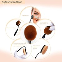 appliances professional - Tooth Makeup tools Makeup Sets for wedding dresses Eye Shadow Beauty Appliances Smudge Brush Foundation Cheap Professional Toiletry