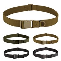 army surplus belts - Army Style Combat Women Belts Surplus Webbing Tactical Buckle Outside Accessory