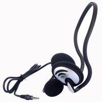bicycle intercom - Hot sale Stereo headphone headset suitable for V6 V4 intercom interphone car bicycle helmet intercom earphone free shipng