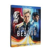 best blu rays - New Arrival Star Trek Beyond Blu ray The Best Action Movie of the year DVD set US Version Movies Region free Brand New Factory Price