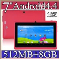 battery cables red - 7 inch Android4 Google mAh Battery Tablet PC WiFi Quad Core GHz GB GB Q88 Allwinner A33 quot Dual Camera PB