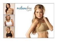 genie bras - New Hot Women Milana Bra By Genie Sports Yoga Bras For Women Lace Wire Free Ladies Genie Bra With Removable Pad