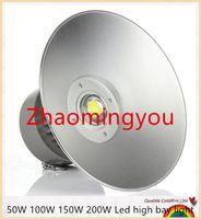 bay marketing - YON W W W W Led high bay light fixture High quality Bulb Luminous LM W Industrial Workshop fresh market lighting
