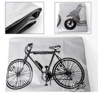 Wholesale Lots60 Bicycle Dust Cover Cycling Rain And Dust Protector Cover Waterproof Protection Garage Cycling parts Bike accessories