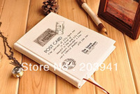 Notepads Hard Copybook Fitted Novelty items New 32k post design Linen note book  School notebook paper Journals Wholesale