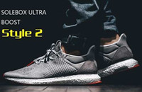 Cotton Fabric athletic shoes brands - With Box Hot Ultra Boost UNCAGED Running Shoes Solebox Ultra Boost Shoes Brand Sports Shoe Hypebeast New Design Athletic Drop