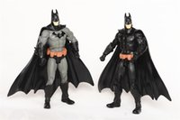 Wholesale 7inch Batman mold toys Movable joints colorways DC Comics Super Hero Action Figures Toys inch cm PVC Model Dolls Gifts New Hot wt