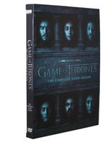 Wholesale Game of Thrones season S6 Disc US GOT Exclusive Version kg