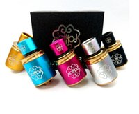adapter tip size - petri v2 rda Atomizers RDA Standard Thread Compatible with all MODs Adjustable Airflow Adapter for standard size drip tips