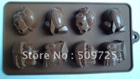 airplane candy mold - Silicone Airplane Car Ship Chocolate Molds Candy Jelly Ice Mold Cake Moulds Bakeware
