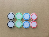 Wholesale 16pcs Silicone colorful Cap Thumb Stick Joystick Grip For Sony PS4 PS3 Xbox Xbox one Controller