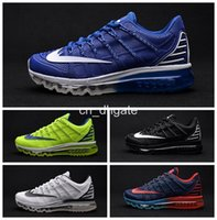 air concrete - Fashion Men Max II Nanometer Shoes New arrival Me sh Breathable Running Shoes Top Quality Sport Trainer Run Sneakers Air Size