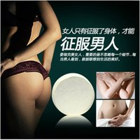 Wholesale HOT Skin whitening soap Natural enzymes full body parts soft red crystal soap pink vulvar lips whole body whitening