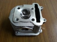 assembly bearing - 63mm big bore Cylinder Head Assembly NON EGR for Scooter Moped ATV GO KART GY6 QMI QMJ