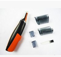 Wholesale The new nose hair device Micro Touch SwitchBlade Hair Trimmer All In One Head To Toe