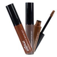 Wholesale Professioanl makeup genuine eyebrow mascaras color rull size natual waterproof liquid persistent long lasting DHL discount trade