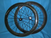 Wholesale 2014 Chinese Super light mm mm mm mm Tubular Carbon fiber bike wheels