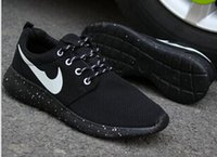 athletic shoe factory - Factory stock sale Roshe Run Shoes Men and Women Running Shoes Fashion Vintage Athletic Casual Sports Shoes Boys Mesh Free Run Sneaker