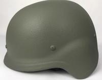 Wholesale NIJ IIIA Bulletproof Helmet ARAMID Ballistic Tactical Helmet