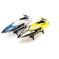 balance boat - 2 G RC Speed Racing Boat CH Rechargeable Battery RC Toy with Intelligent Balanced System D Full Function for Kids