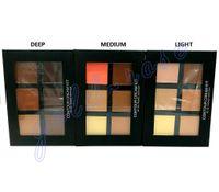 lighting kit - HOT Makeup Face Ana Contour Cream Kit LIGHT MEDIUM DEEP Colors DHL GIFT