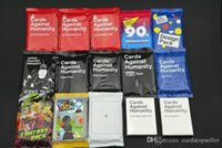 Wholesale Cards Against of Humanity Humanities s Reject Science Holiday Cards Design Fantasy mini packs for one set BEST QUA