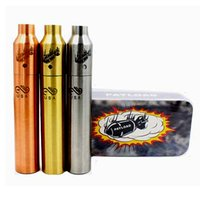 Wholesale Payload Starter Kit with Payload RDA Ruby Mechanical Mod PAYLOAD Bottom Airflow Vape Brass Copper Stainless Steel Full Mech Mod