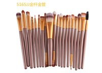 Wholesale Makeup Brushes Set Powder Foundation Eyeshadow Eyeliner Lip Brush Tool