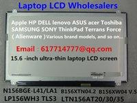 Wholesale N156BGE LA1 LP156WHB B156XW04 V LP156WH3 B156XW03 N156BGE L41 N156B6 L0D LTN156AT20 LTN156AT35 NEW LED Display Laptop Screen