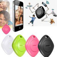 Wholesale Kid Finder Sensor Smart Tag Wireless Bluetooth Tracker Bluetooth Nut GPS Locator Alarm Anti Lost Alarm Itag Alarm System