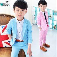 baby suit wedding - 2017 Fashion baby kids clothing boys children blazers boys blazer for weddings formal child wedding suit