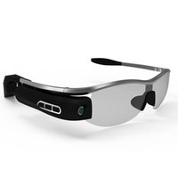 Wholesale Fashion Digital Audio Video Camera DV DVR GB Smart Glasses Sport Camcorder Recorder Support Bluetooth Wifi for Sport Lovers