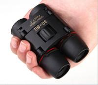 Wholesale Hot sell x Zoom Day Night Vision Outdoor Travel Folding Mini Binoculars Telescope