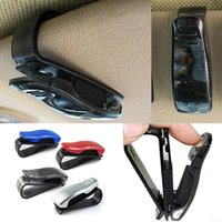assorted sunglasses - Pack of Assorted Color Car Visor Glasses Sunglasses Eyeglasses Ticket Clip Holder FG15343