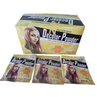 powder bleach - 30 pieces hair dye Colorful hair cream HARAJUKU hair color bleaching powder gradient color hair chalk dioxygen milk