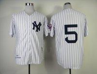 baseball jersey cotton - cheap good quality MLB baseball Jerseys New York Yankees jerseys Baseball Jerseys customized jerseys freeshipping