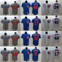 andre dawson - Mens Elite Chicago Cubs Kris Bryant Anthony Rizzo Jake Arrieta Andre Dawson Kyle Schwarber Flexbase Baseball Stitched Jerseys