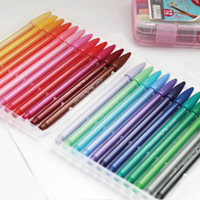 Wholesale Korea stationery color watercolor pen monami3000 fiber pen hook line pen water pen
