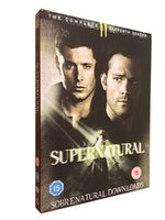 supernatural dvd - Supernatural The Complete Eleventh Season Eleven Disc Set US Version Boxset New kg online version