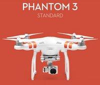 Wholesale Original Authentic DJI Phantom UAV Stardard Quadcopter Drone with K HD Video Aerial Camera Top Quality DHL