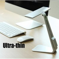 abs mode - Modes Fashion Ultra thin LED Charging Desk Lamp Smart Touch Eyes Protective Folding Night Light